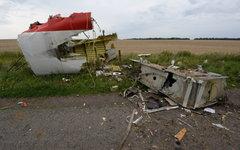 На месте крушения Boeing 777 © РИА Новости, Михаил Воскресенский