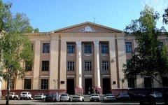 Здание Томского политехнического университета. Фото с сайта tpu.ru