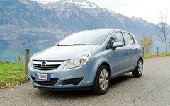 Opel Corsa. Фото пользователя Flickr David Martyn Hunt