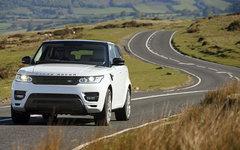 Range Rover Sport. Фото пользователя Flickr Land Rover MENA
