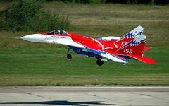 МиГ-29. Фото с сайта wikipedia.org