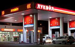 Заправка «Лукойла» на Украине. Фото с сайта lukoil.com.ua