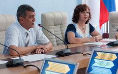 Заседание координационного совета по вопросам развития туризма. Фото с сайта sev