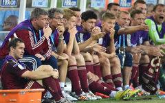 Игроки сборной России © РИА Новости, Александр Вильф