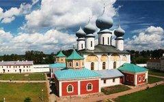 Богородничный Успенский мужской монастырь, хранивший икону
