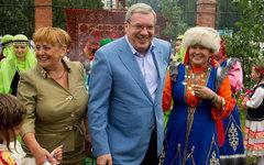 Врио губернатора Красноярского края Виктор Толоконский. Фото с сайта krskstate