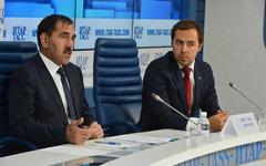Фото пресс-службы главы Республики Ингушетия