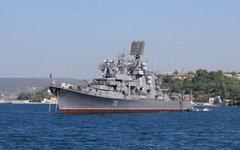 Большой противолодочный корабль проекта 1134-Б «Беркут-Б». Фото с сайта wikipedi