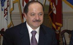 Масуд Барзани. Фото с сайта wikipedia.org