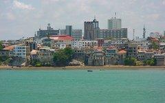 Город Момбаса в Кении. Фото с сайта duarasafaris.com