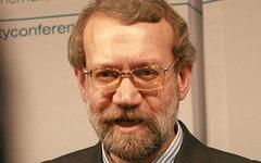 Али Лариджани. Фото Harald Dettenborn с сайта securityconference.de