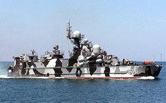Малый ракетный корабль «Самум». Фото с сайта mil.ru