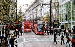 Оксфорд-стрит. Фото Ysangkok с сайта wikimedia.org