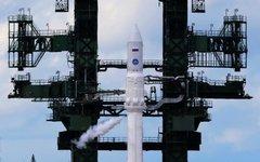 «Ангара» на космодроме Плесецк © РИА Новости, Виталий Белоусов