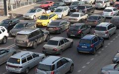 Автомобильная пробка © KM.RU, Алексей Белкин