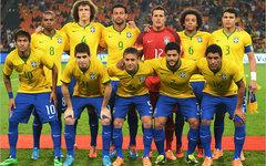 Сборная Бразилии по футболу. Фото с сайта sport-xl.org