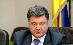 Петр Порошенко. Стоп-кадр с видео в YouTube