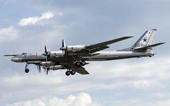 Ту-95. Фото с сайта wikipedia.org