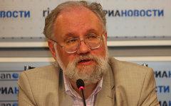 Владимир Чуров. Фото с сайта wikimedia.org