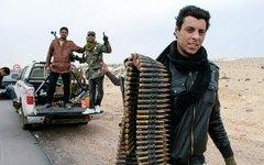 Ливийские повстанцы. Фото пользователя Nasser Nouri с сайта flickr.com