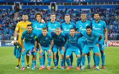 ФК «Зенит». Фото с сайта fc-zenit.ru