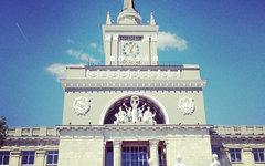 Волгоградский вокзал. Фото пользователя Instagram stukalov_sergey