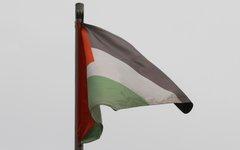 Флаг Палестины © KM.RU, Илья Шабардин