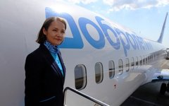 Самолет Boeing 737-800 авиакомпании «Добролет» © РИА Новости, Андрей Иглов