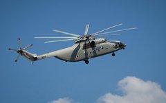 Вертолет Ми-26 Т2 © KM.RU, Кирилл Зыков