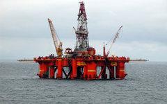 Нефтяная платформа. Фото Erik Christensen с сайта wikimedia.org