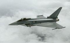 Истребитель Typhoon. Фото с сайта wikipedia.org