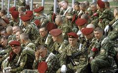 Дивизия имени Дзержинского в 1999 году © РИА Новости, А. Соломонов