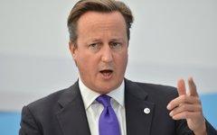 Премьер-министр Великобритании Дэвид Кэмерон © РИА Новости, Рамиль Ситдиков