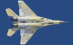 МиГ-29М2. Фото с сайта imageshack.us