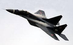 МиГ-29К. Фото с сайта wikipedia.org
