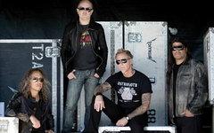 Metallica.Фото с офстраницы группы в Facebook