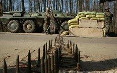 Евросоюз поможет Киеву построить стену на границе с Россией