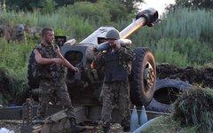Вблизи Донецка произошло боестолкновение между военными и ополченцами