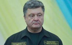 Администрация Порошенко поправила за президентом число освобожденных солдат