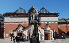 Здание Третьяковской галереи. Фото с сайта wikipedia.org