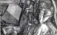 Меланхолия (гравюра Дюрера). Фото с сайта wikimedia.org