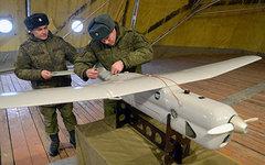 БПЛА «Орлан-10» © РИА Новости, Евгений Биятов