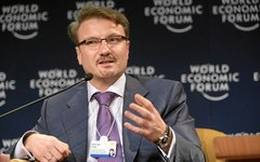 Герман Греф. Фото с сайта wikipedia.org