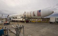 Ракета-носитель Antares. Фото с сайта nasa.com