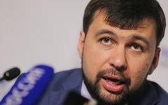 Денис Пушилин © РИА Новости, Виталий Белоусов