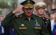 Министр обороны РФ Сергей Шойгу © РИА Новости, Игорь Руссак