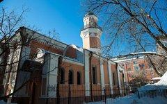 Историческая мечеть в Москве. Фото с официальной группы во «ВКонтакте»