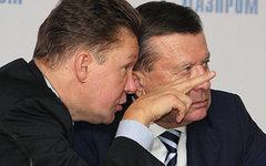 Алексей Миллер и Виктор Зубков © РИА Новости, Сергей Субботин