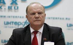 Геннадий Зюганов © KM.RU, Алексей Белкин