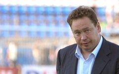 Леонид Слуцкий. Фото с сайта rusfootball.info